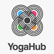 The Yoga Hub logo